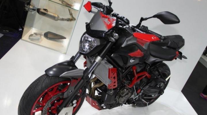 Yamaha MT07 Moto Cage 4 z