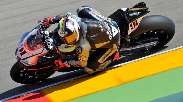 leon haslam pole postion z