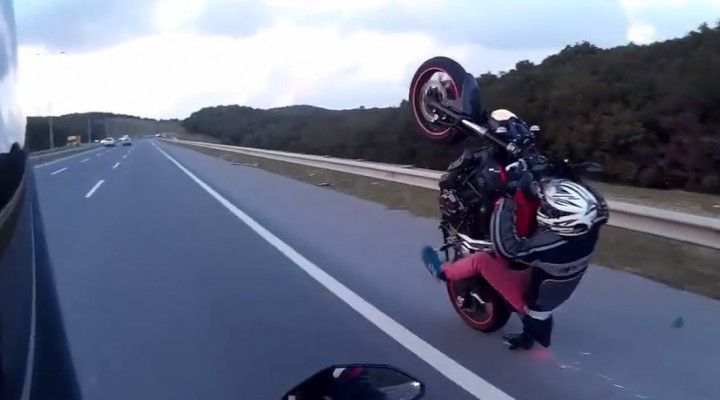 wheelie fail z