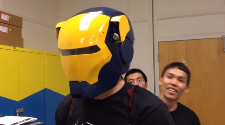 Kask Ironman z