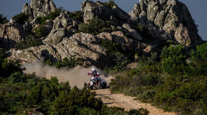 rafal sonik rajd sardynii etap drugi 2015 z