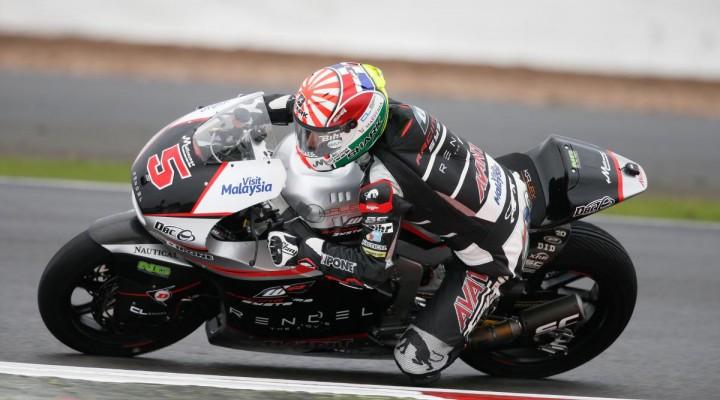Johann Zarco Silverstone  z