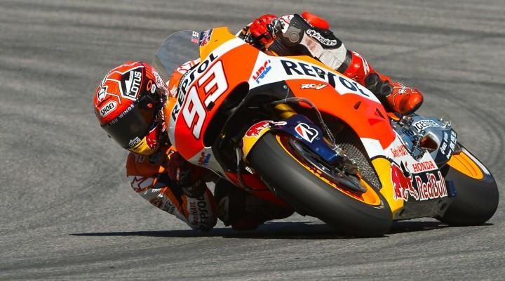 Marc Marquez MotoGP Aragon 2015 z