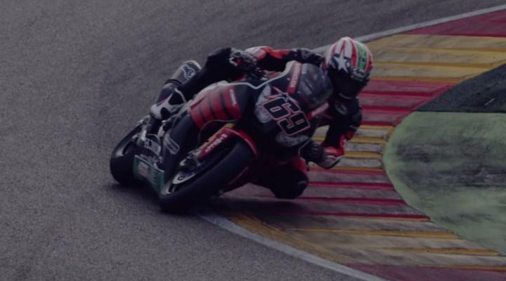 Nicky Hayden Honda WSBK z