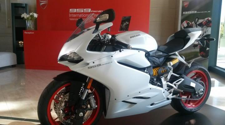 959 Panigale Ducati  z