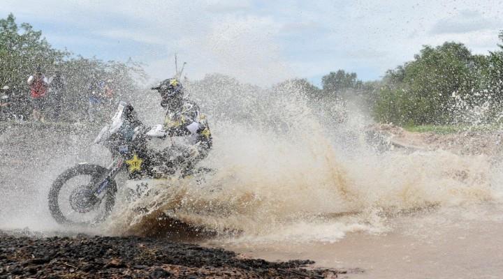 Renet Pelet Husqa Dakar 2016 z