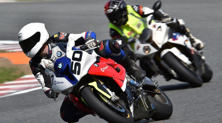 California Superbike School jazda z