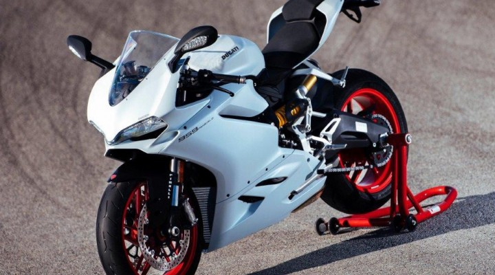 Biale 959 PANIGALE z