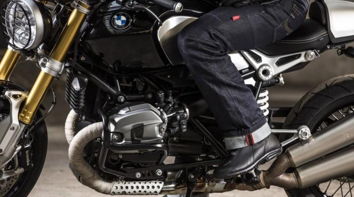 spodnie motocyklowe 4SR z