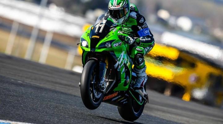 Kawasaki SRC  z