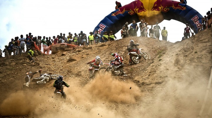 podjazd hard enduro red bull z