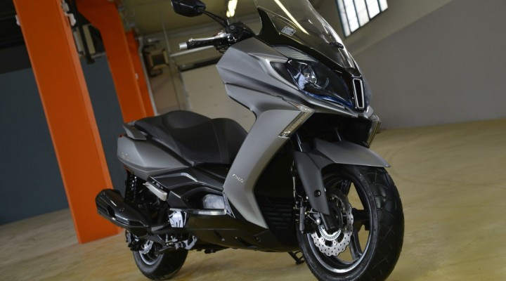 Kymco Downtown 350i ABS z