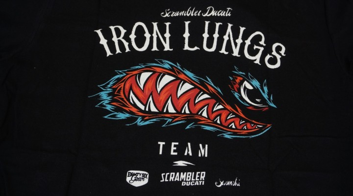 Iron Lungs z