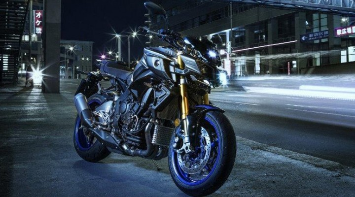 Yamaha MT10 SP MY 2017 miasto z