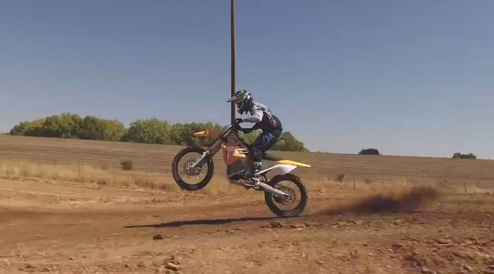 Josh Hill i Redshift MX z
