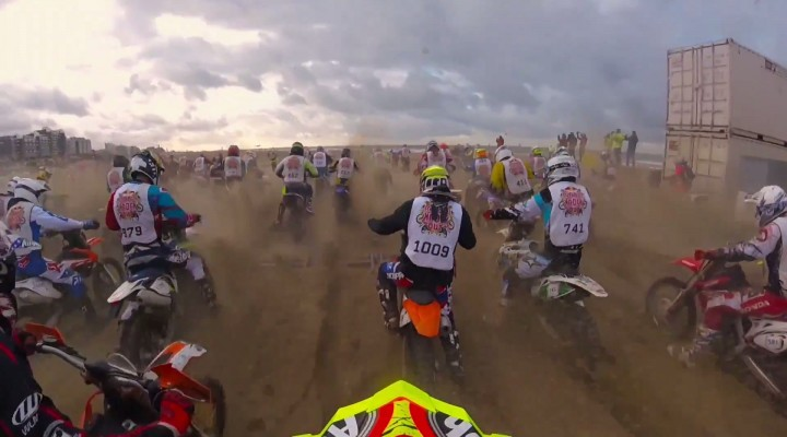 Red Bull Knock Out start z