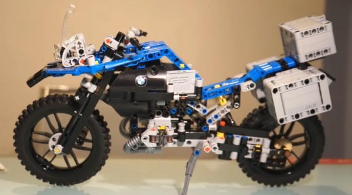 BMW R1200GS LEGO z
