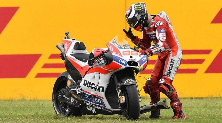 Lorenzo Ducati MotoGP z