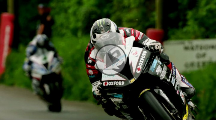 Isle of Man TT wyscig z