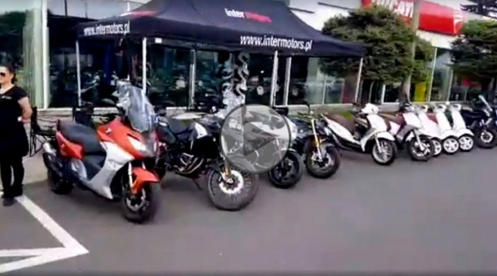 Moto Meeting Salon Liberty Motors Warszawa 2017 z