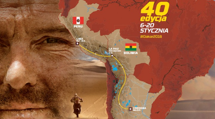 40 edycja Rajdu Dakar z