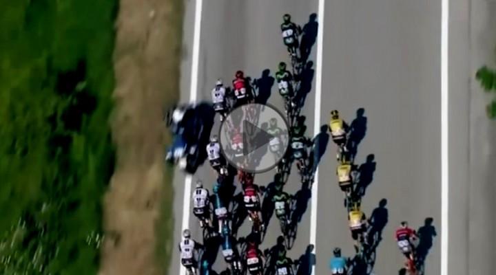 wypadek Giro dItalia 2017 z