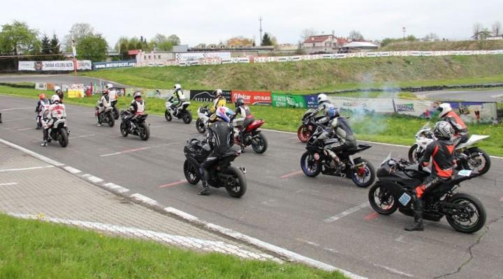 MotoPark Koszalin Start Moto3 SST300 Open125 z