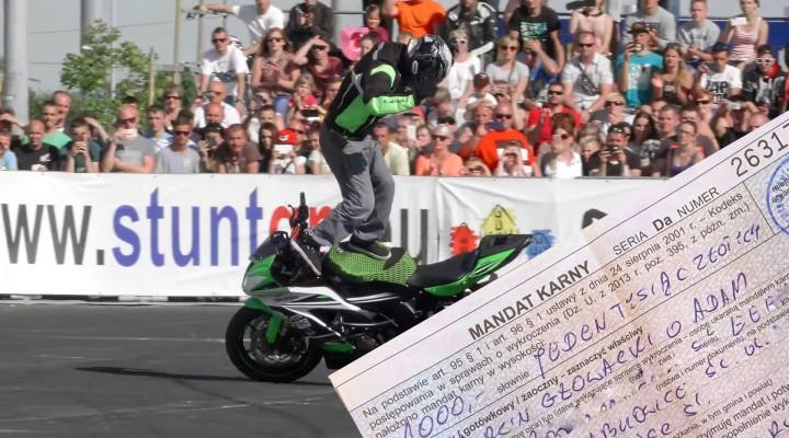 Stunt GP Marcin KORZEN Glowacki