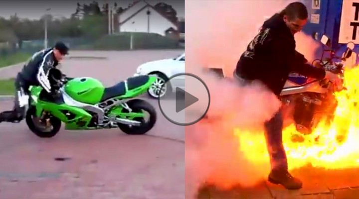 burnout fail z