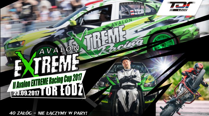 II Avalon EXTREME Racing Cup 2017 z