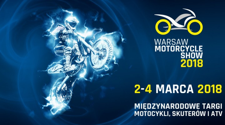 Warsaw Motorcycle Show 2018 z