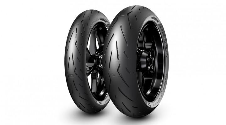 Opony Pirelli Diablo Rosso Corsa II z