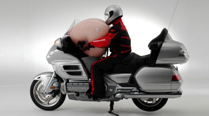 Honda GoldWing GL1800 Airbag z