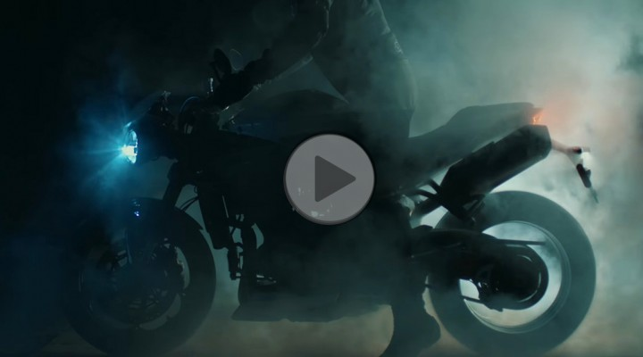 Nowy Triumph Speed Triple z