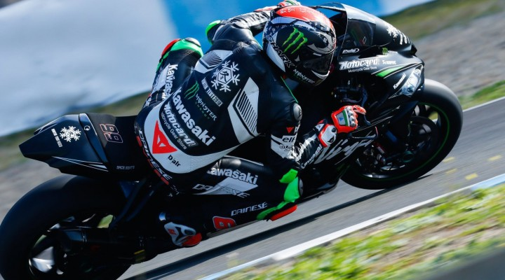 Testy WSBK 2018 Tom SYKES z
