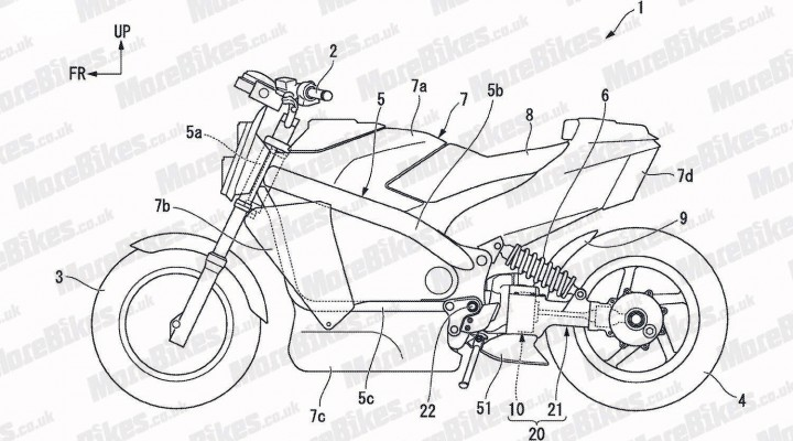 Swing Arm WM 2 z