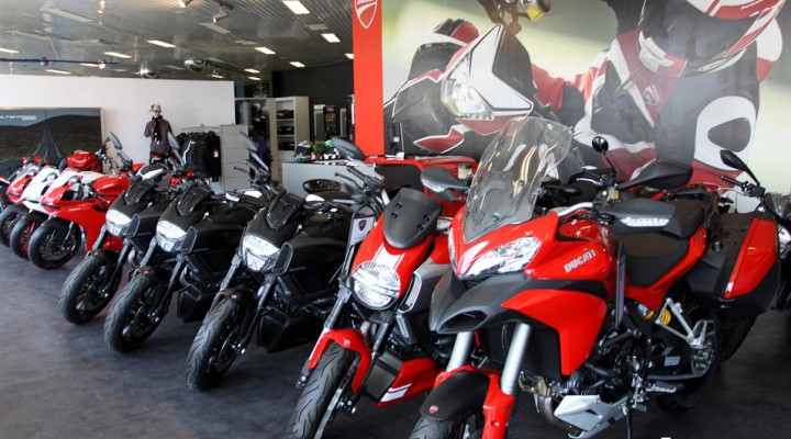 Motocykle Ducati Liberty Motors z