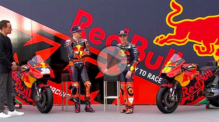 Red Bull KTM Factory Racing 2018 z
