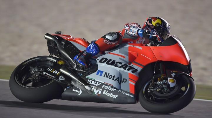 Dovizioso GP Kataru 2018 z