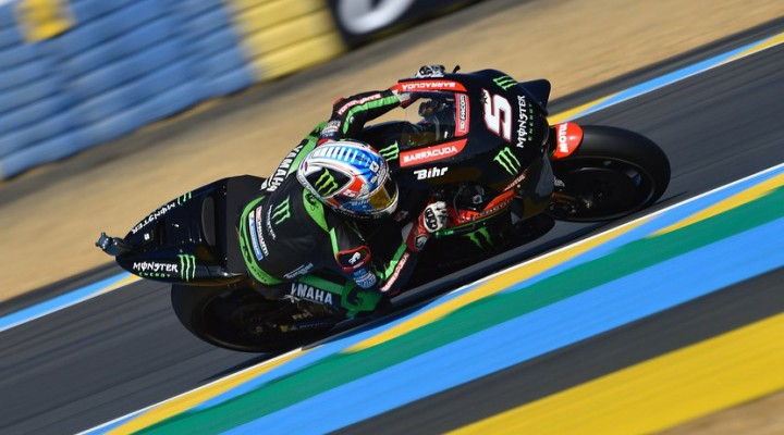 Johann Zarco Monster Yamaha Tech3 z