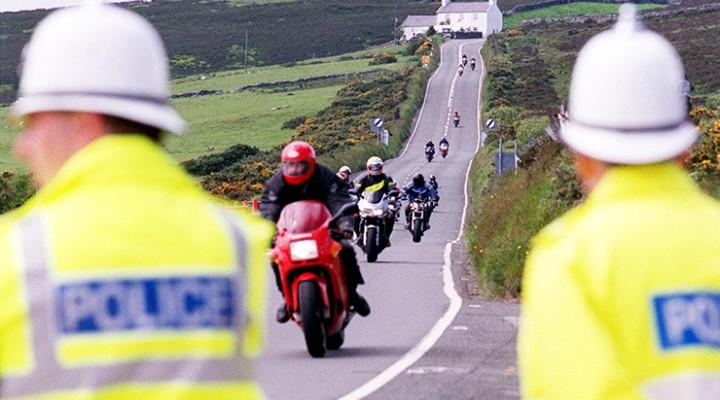 IoM TT Manx police Stephen Davison z