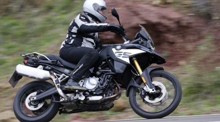 BMW F850GS Exclusive road2 z