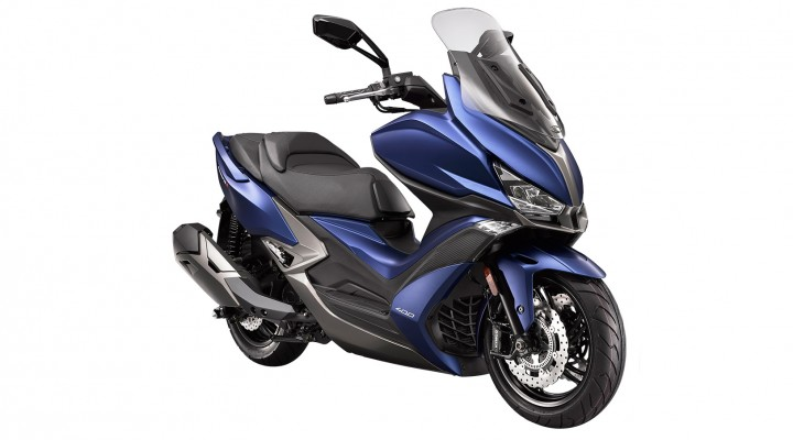 Kymco Xciting S 400 07 z