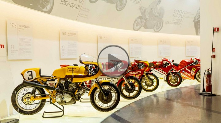 World Ducati Week 2018 muzeum z