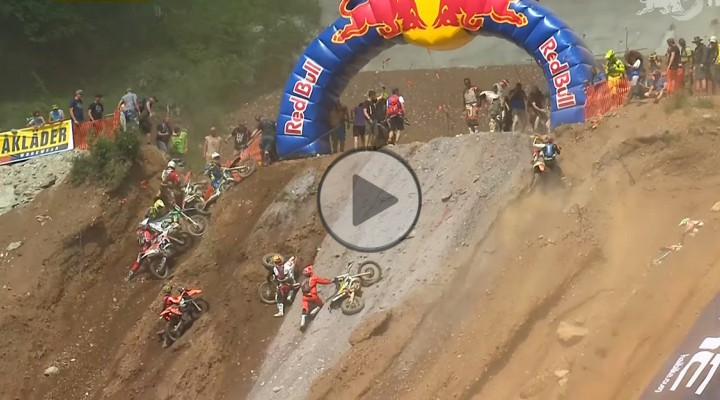 Erzbergrodeo Red Bull Hare Scramble 2018 z
