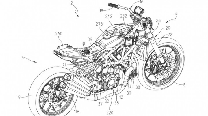 2019 Indian FTR1200 patent 10 z
