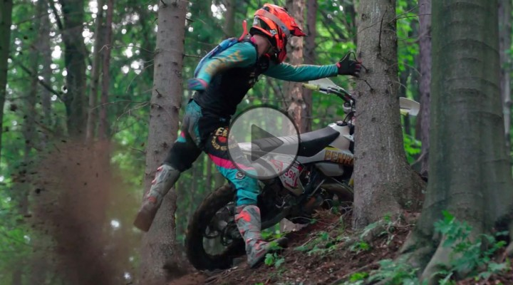 Beskid HERO 2018 hard enduro rally z