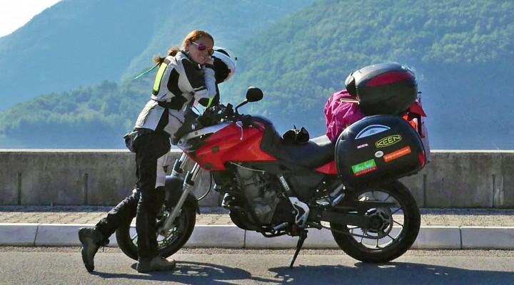 Kobieca wyprawa motocyklowa na Balkany 31 z