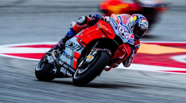 Andrea Dovizioso Ducati MotoGP z