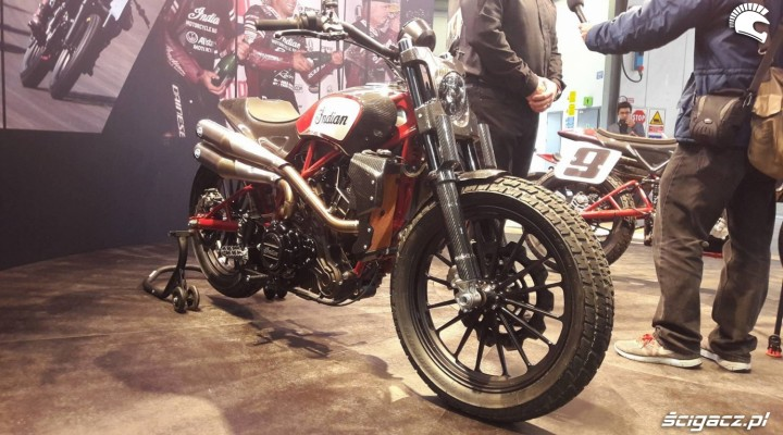Indian Scout FTR1200 z